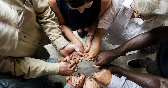 group praying together, prayer for Sri Lanka