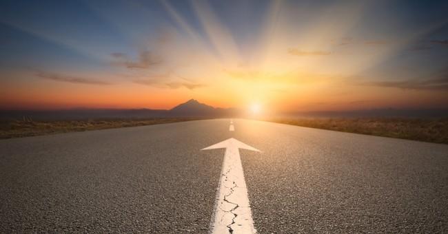 vision road to future sun clarity leadership