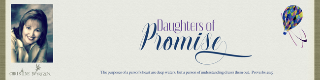 Daughters of Promise banner 2021