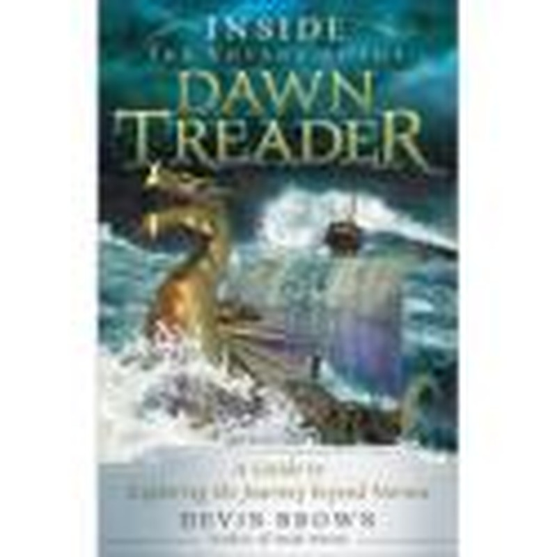 Go <i>Inside the Voyage of the Dawn Treader</i> with Author Devin Brown