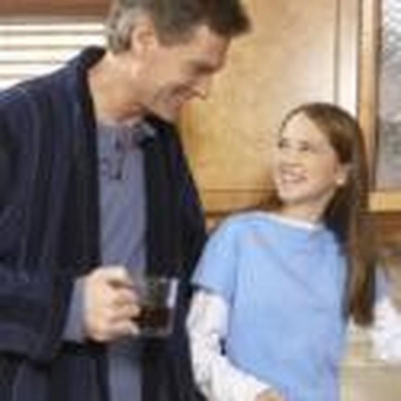 Evangelical Men Make Great Dads