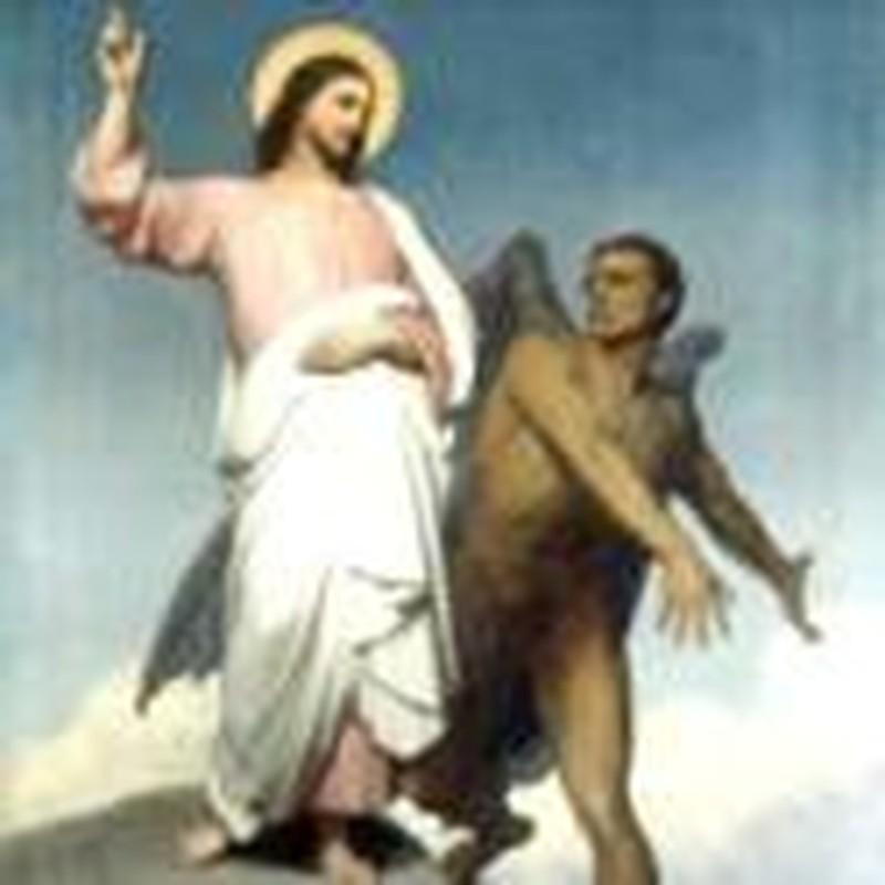 Job, Jesus, the Devil and Me