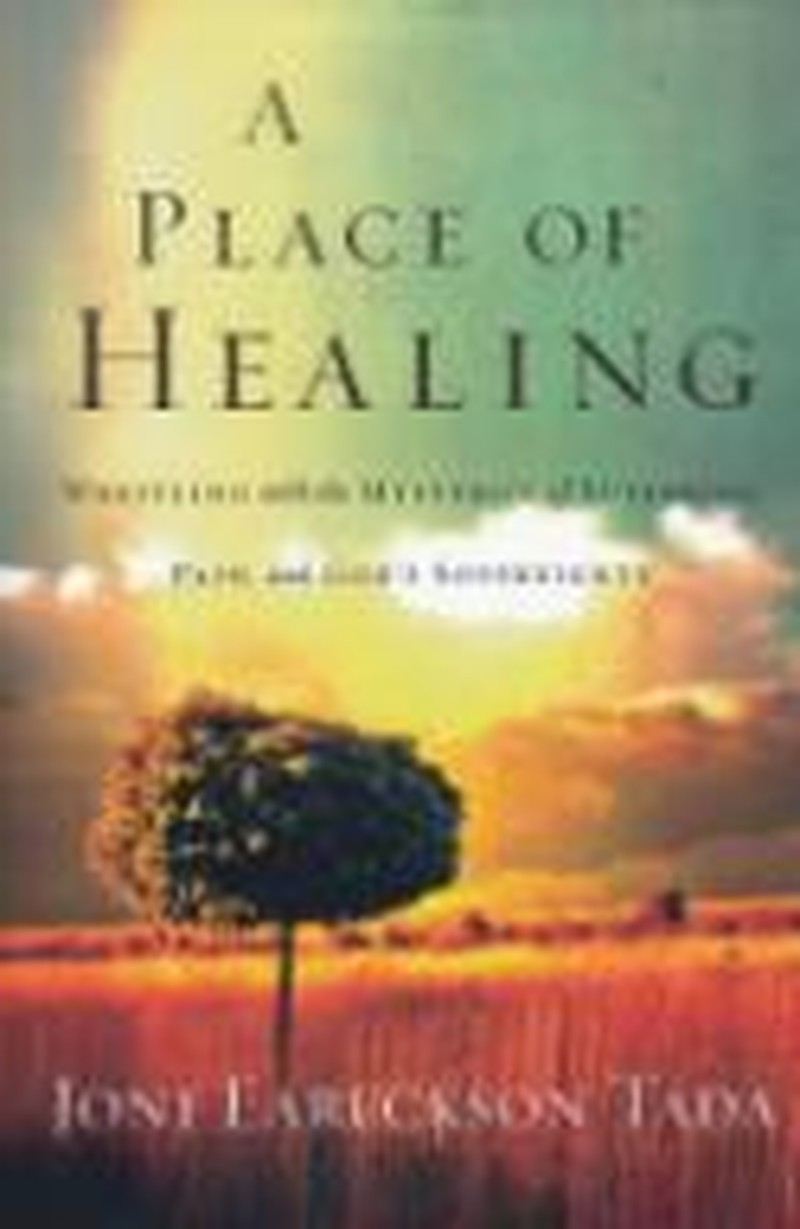 Wrestling the Mysteries of Suffering with Joni Eareckson Tada