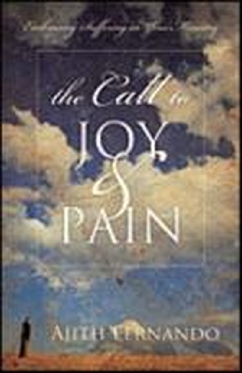 Author Calls Christian Leaders to View Pain as Opportunity for Joy