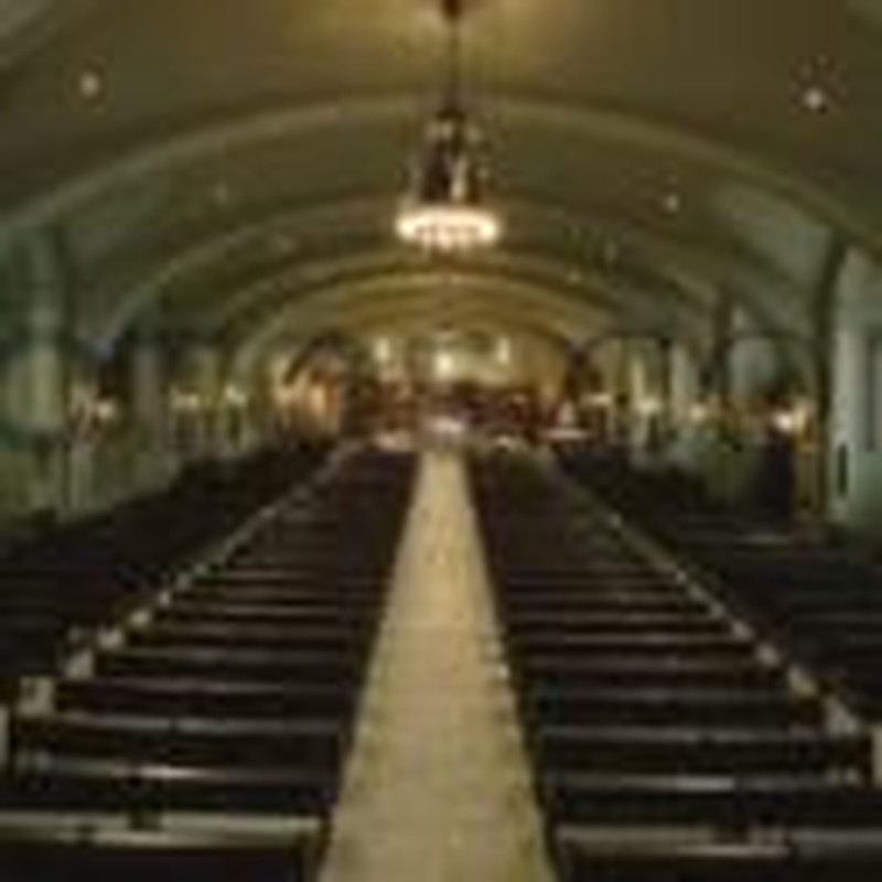 Churches Find Empty Pews at Sunday Evening Services
