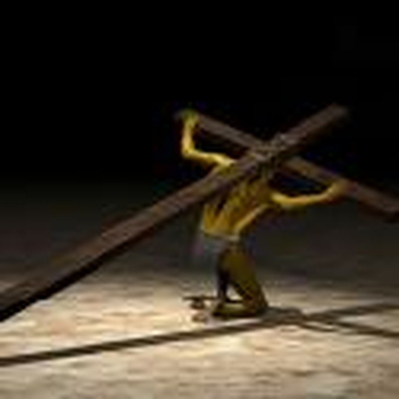 On Taking Up the Cross as a Leader