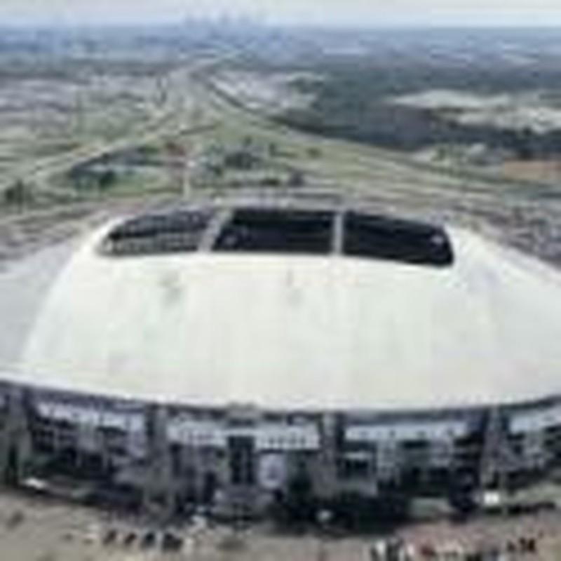 Eternal Dust: Musings on the Implosion of Texas Stadium