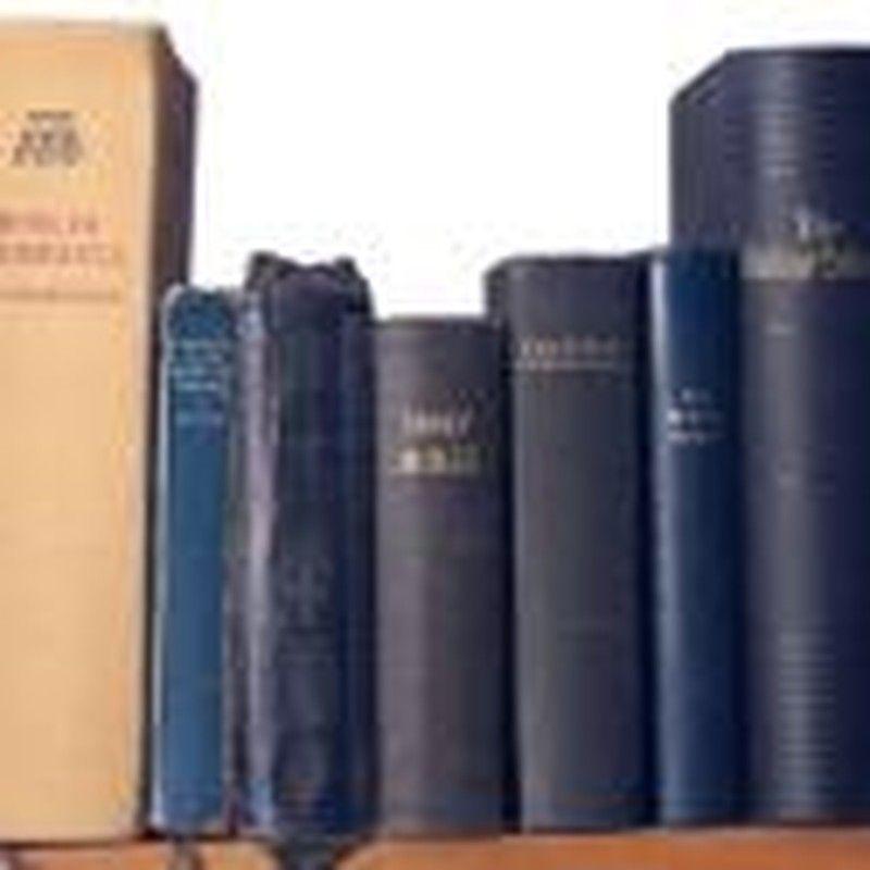 The 2008 Preaching Survey of Bibles and Bible References