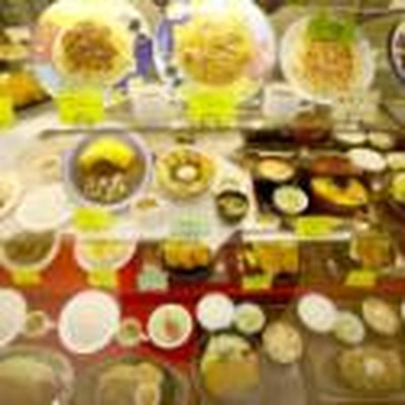 Offerings aplenty in the Restaurant of Grace