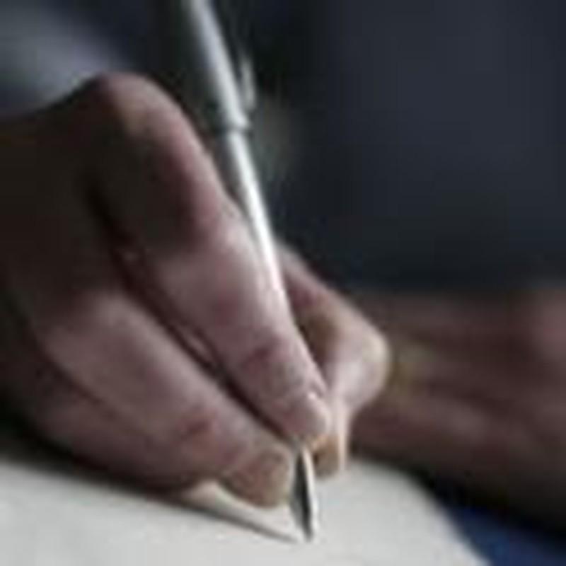 Ministry Idea: Write a Prayer for a Friend