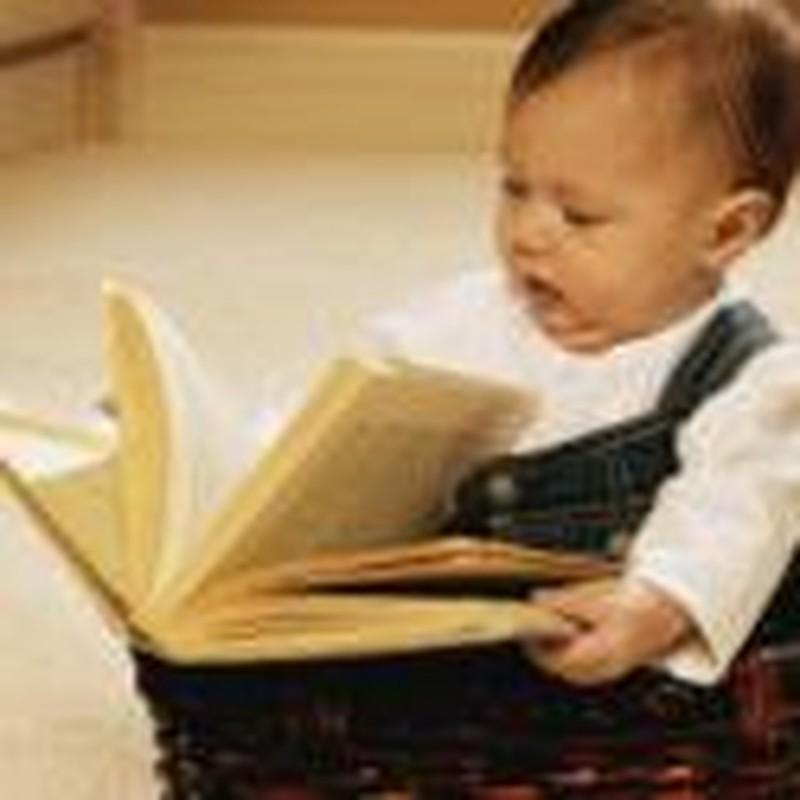 The Bible: Precious, True, Glorious Baby Talk