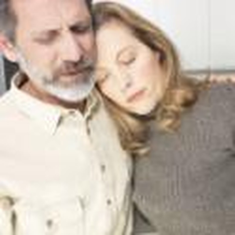 Marriage in Mid-Life: Are You Stressed Out?