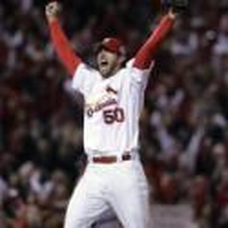 Cardinal Pitcher Adam Wainwright Does it the Wright Way
