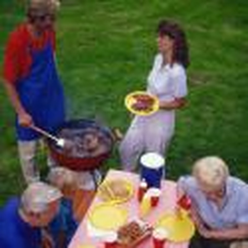 Summer Cookouts Can Nourish Souls, Too