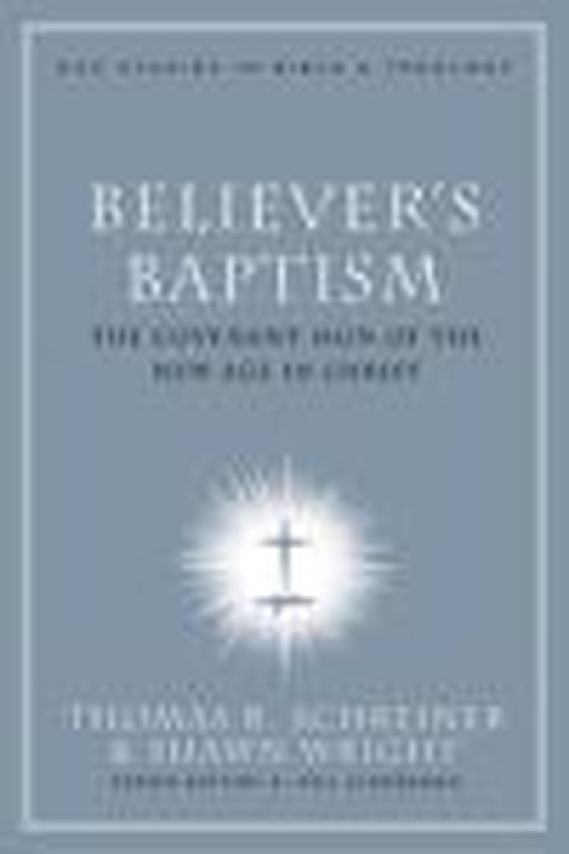 Believer's Baptism Draws Profs' Wide-Ranging Defense