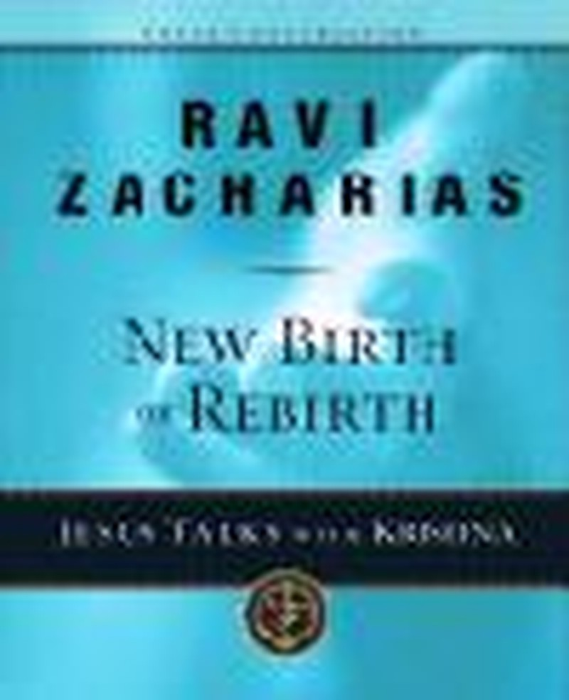 Great Conversations Continue in Zacharias' <i>New Birth</i>