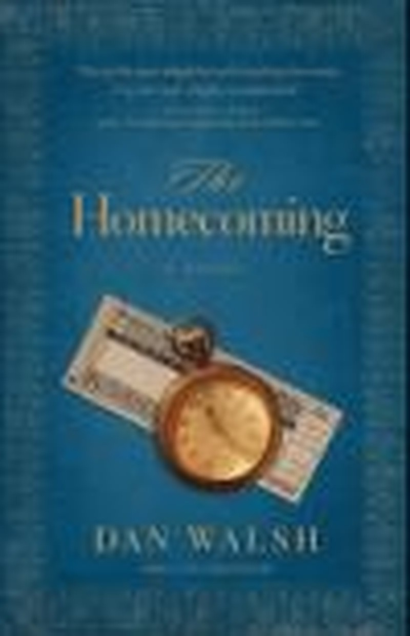 Walsh Continues World War II Story in <i>The Homecoming</i>