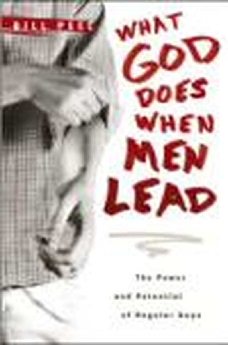 What God Does When Men Lead