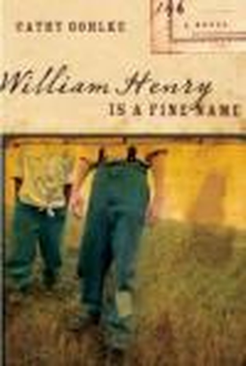 """A Book for All Ages:  """"William Henry Is a Fine Name"""""""