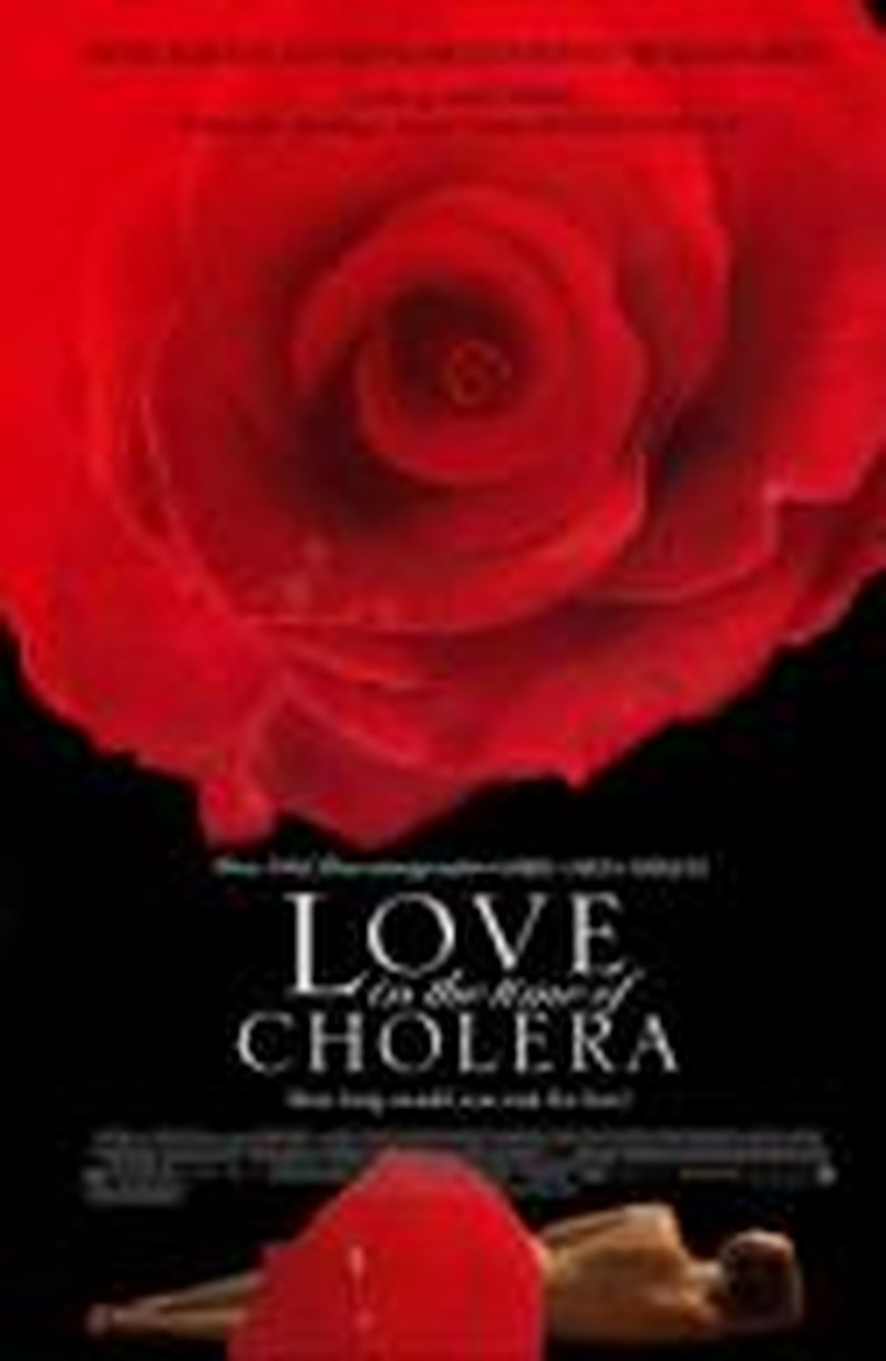 <i>Love in the Time of Cholera</i> Disappoints On-Screen