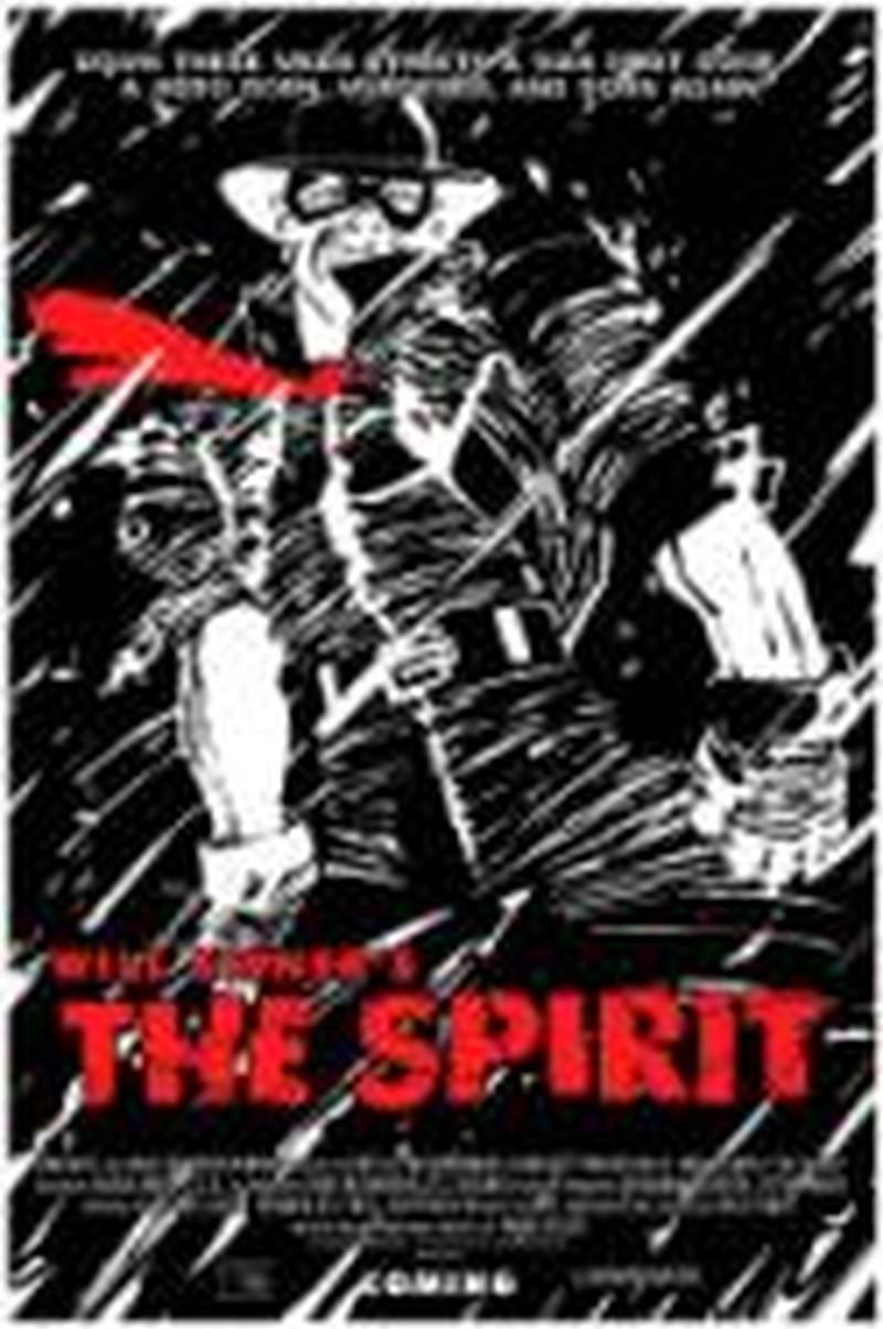 Bizarre Graphic Novel Nature Reflected in <i>The Spirit</i>