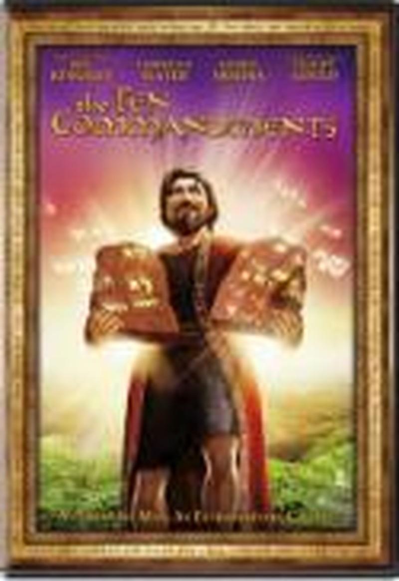 Latest Version of <i>The Ten Commandments</i> Comes Up Short