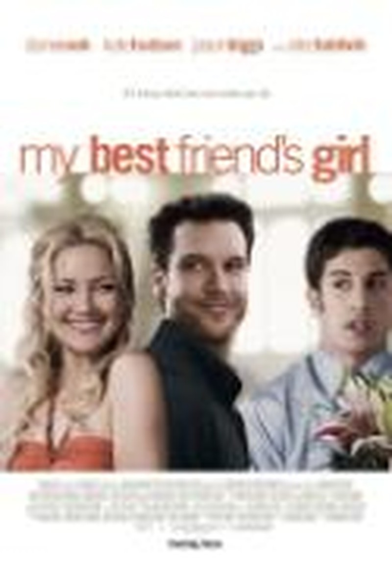 Cook's Antics Prove Shocking in <i>My Best Friend's Girl</i>