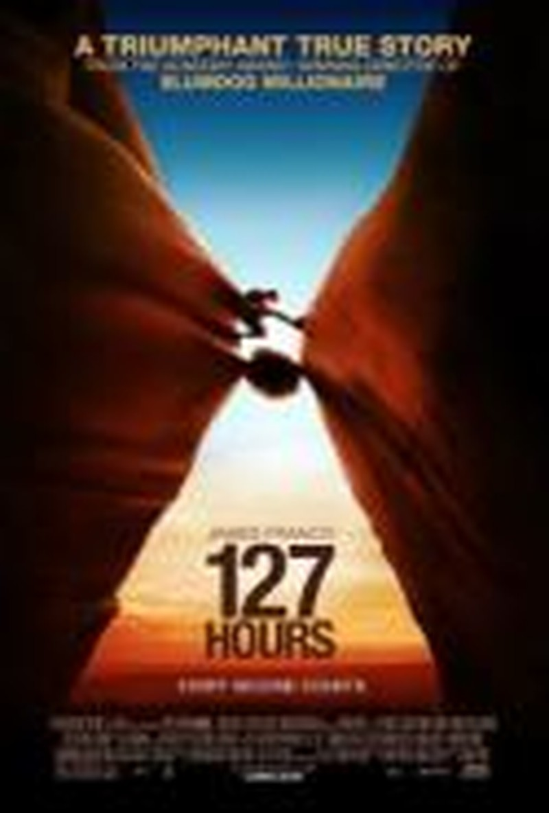 Boyle Takes You through the Wringer in <i>127 Hours</i>