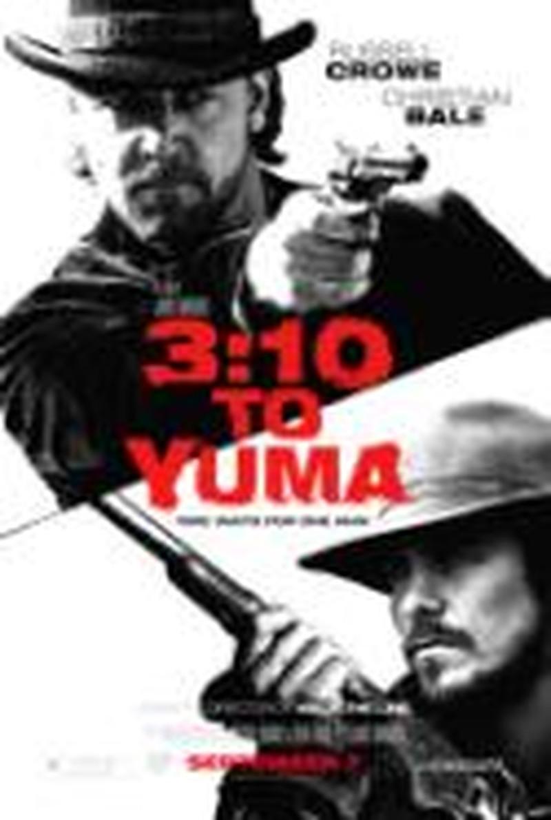 Plenty of Action, Not Enough Plot in <i>3:10 to Yuma</i>