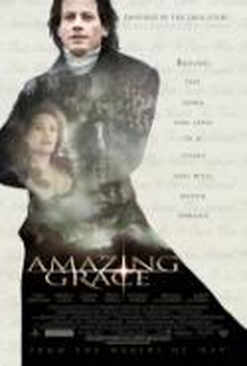 Life-Changing Faith on Display in <i>Amazing Grace</i>