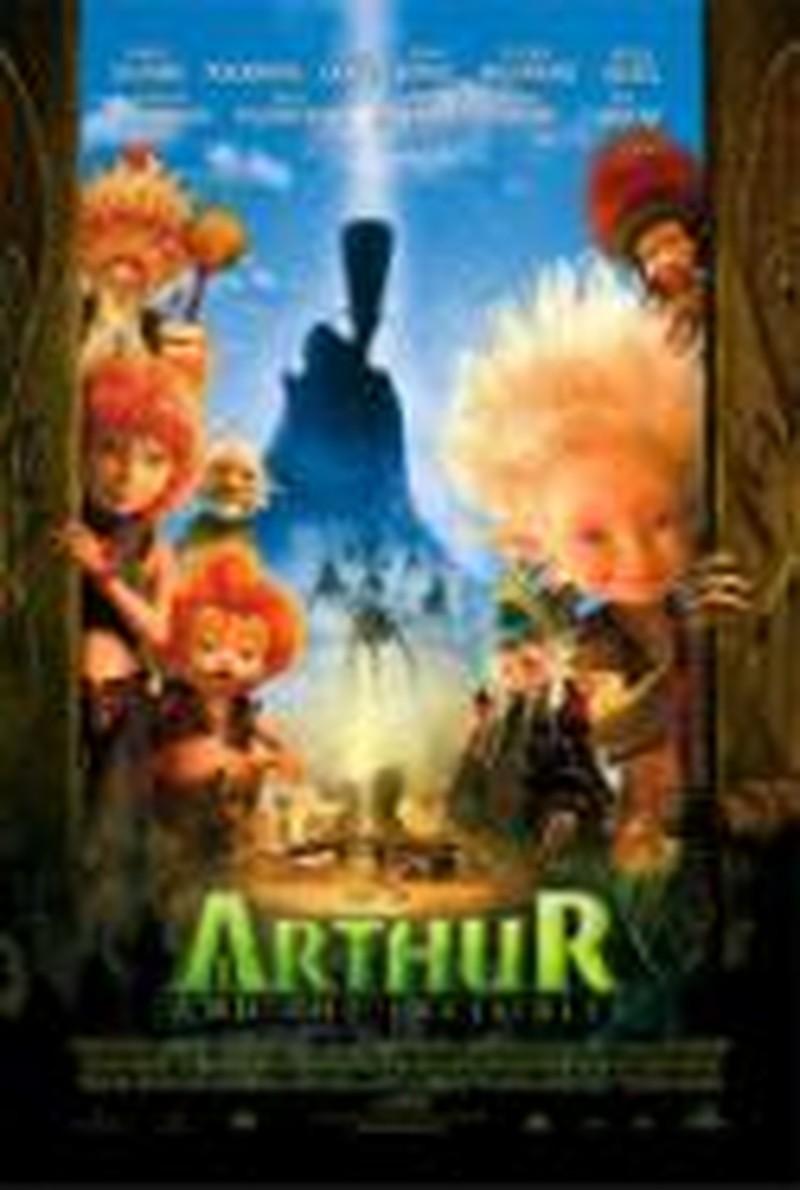 Shaky Plot Arc Plagues <i>Arthur and the Invisibles</i>