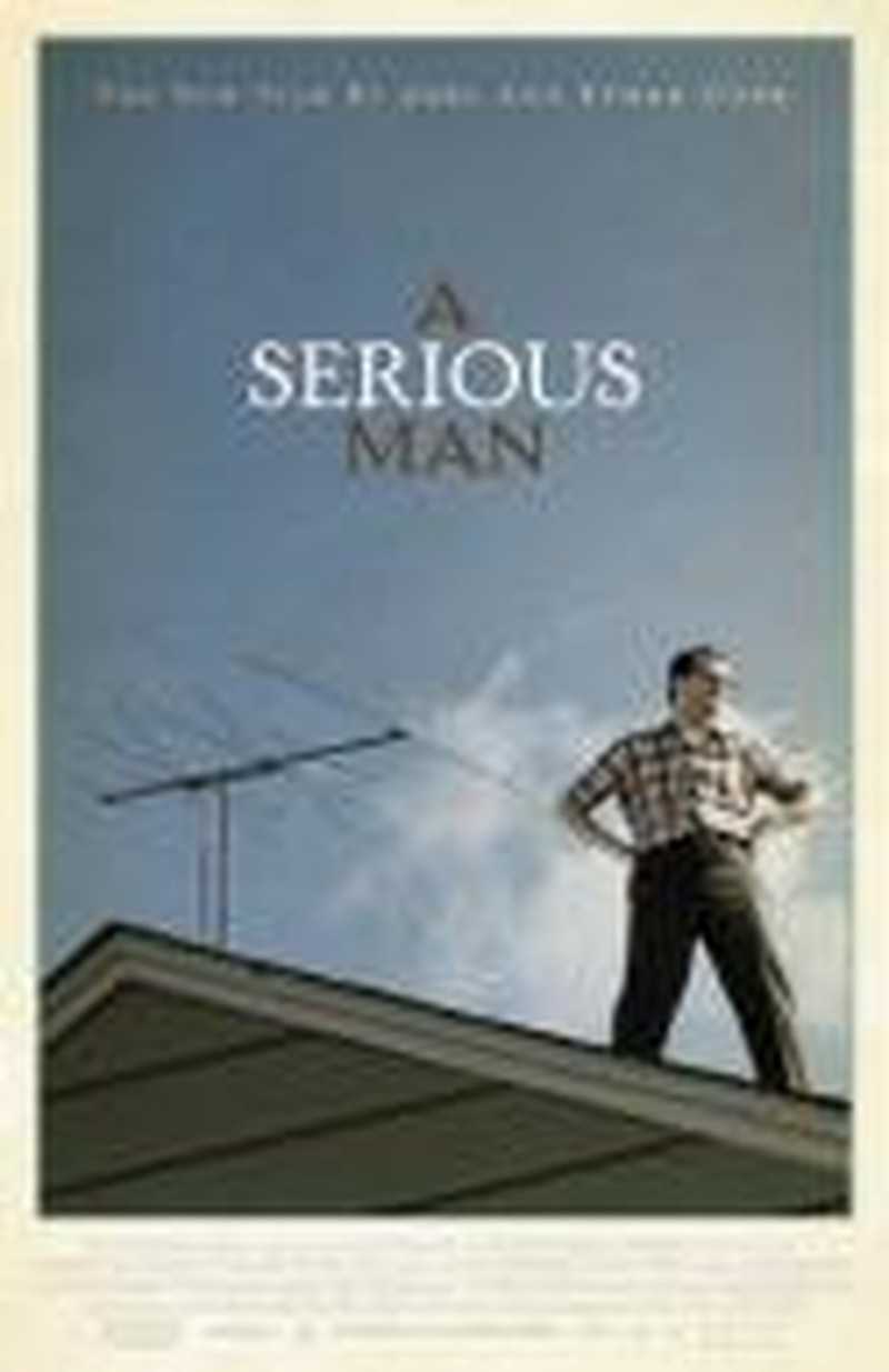<i>A Serious Man</i> Struggles with an Inscrutable God