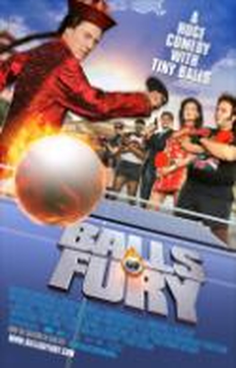 <i>Balls of Fury</i> - an Exercise in Truly Tasteless Humor