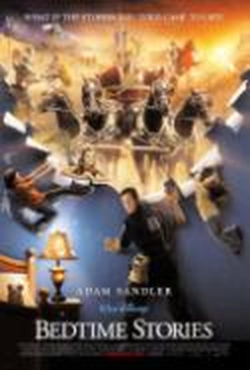 <i>Bedtime Stories</i> Reveals a Softer Side of Adam Sandler