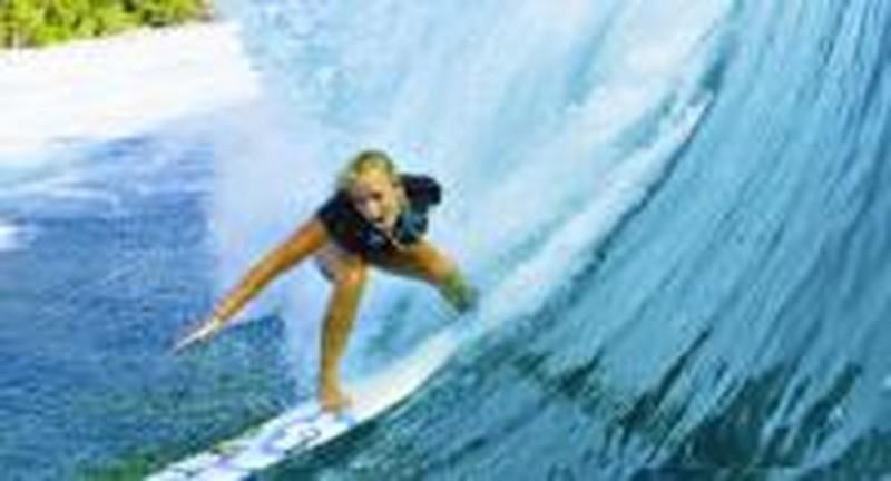 Surfer Bethany Hamilton Inspires on <i>Extreme Makeover:  Home Edition</i>