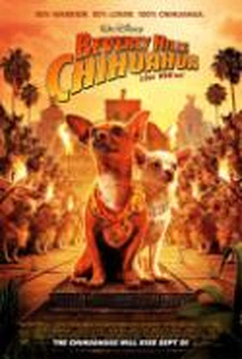 Laugh Level Goes Down and Out in <i>Beverly Hills Chihuahua</i>
