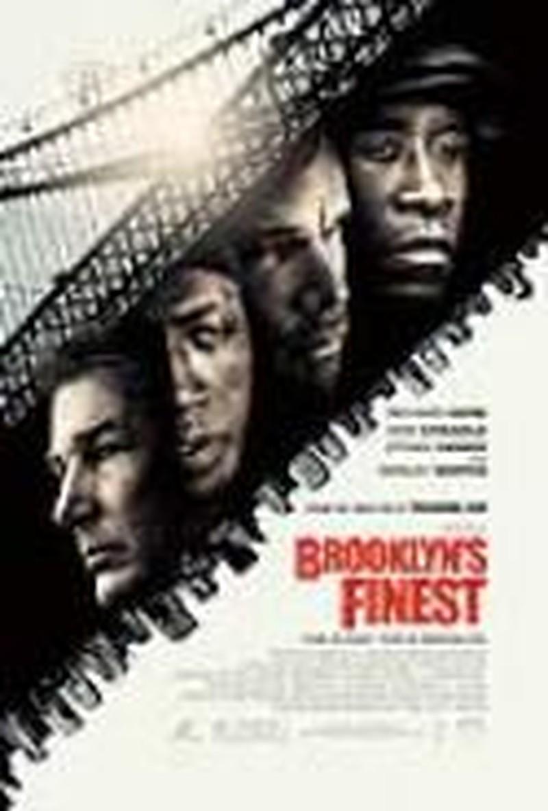 Flimsy Finale, Depraved Behavior Doom <i>Brooklyn's Finest</i>