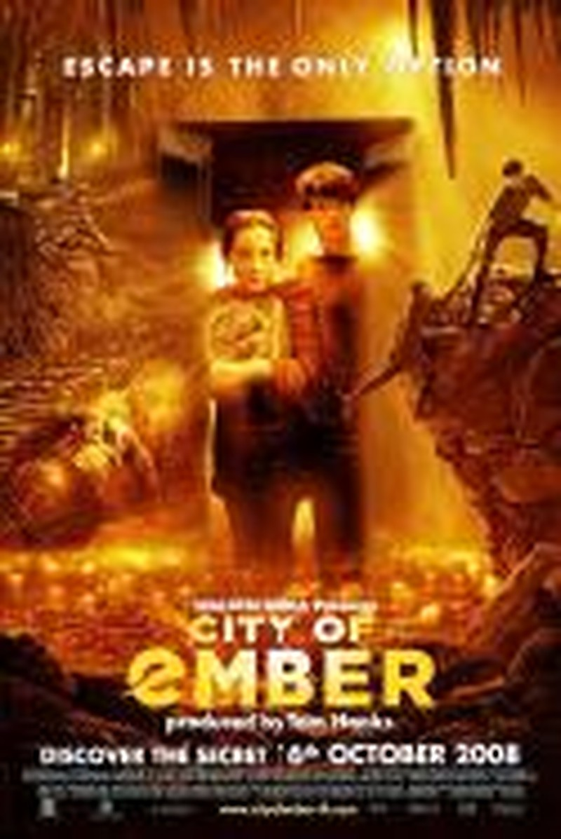 As an Apocalyptic Adventure, <i>City of Ember</i> Shines Bright