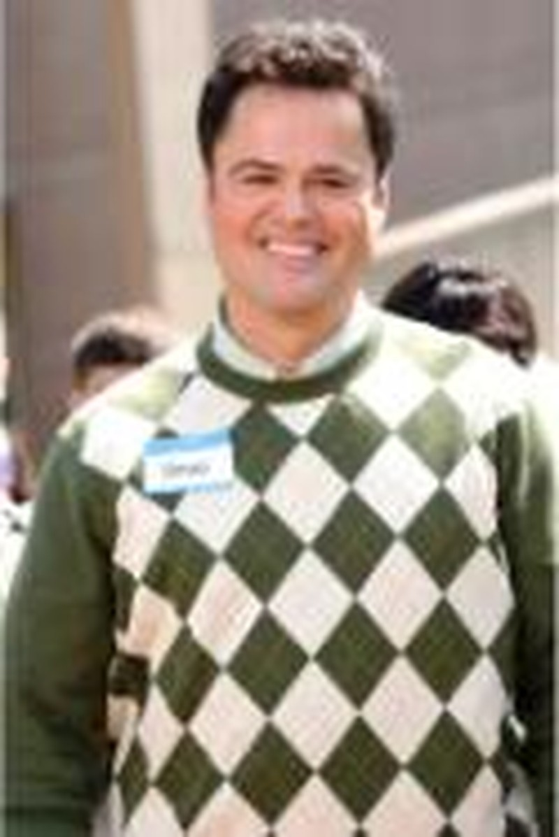 """Q&A with """"College Road Trip"""" Actor Donny Osmond"""