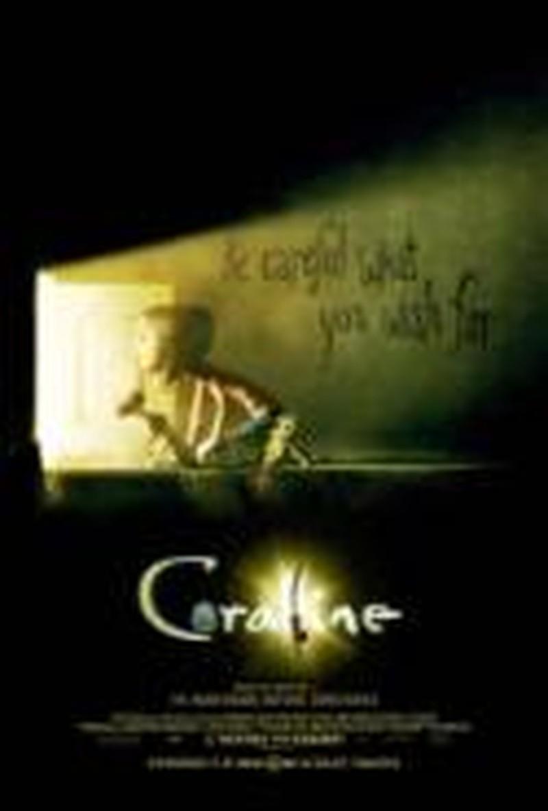 Dark <i>Coraline</i> Too Nightmarish for Kids
