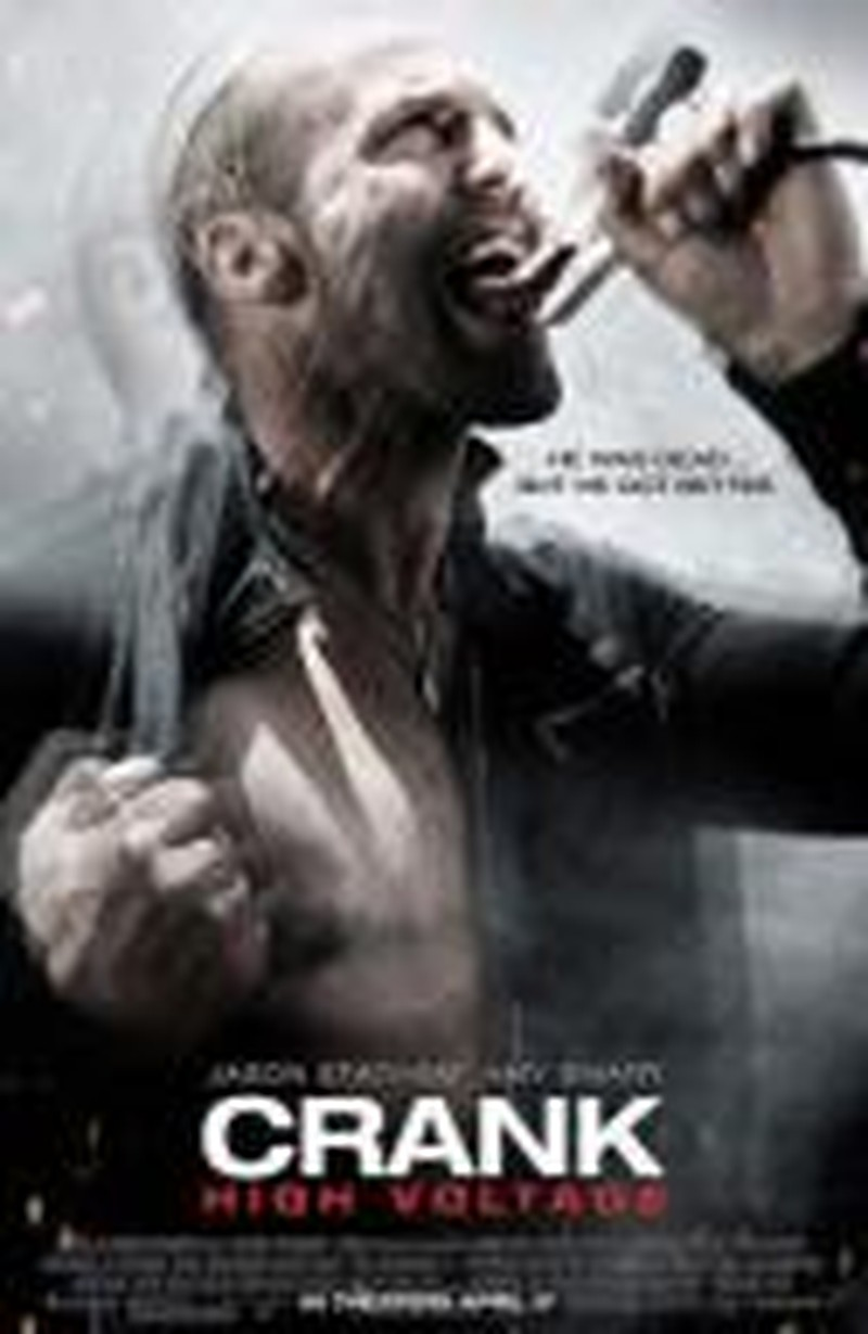 Sex, Guns and Blood Charge <i>Crank:  High Voltage</i>