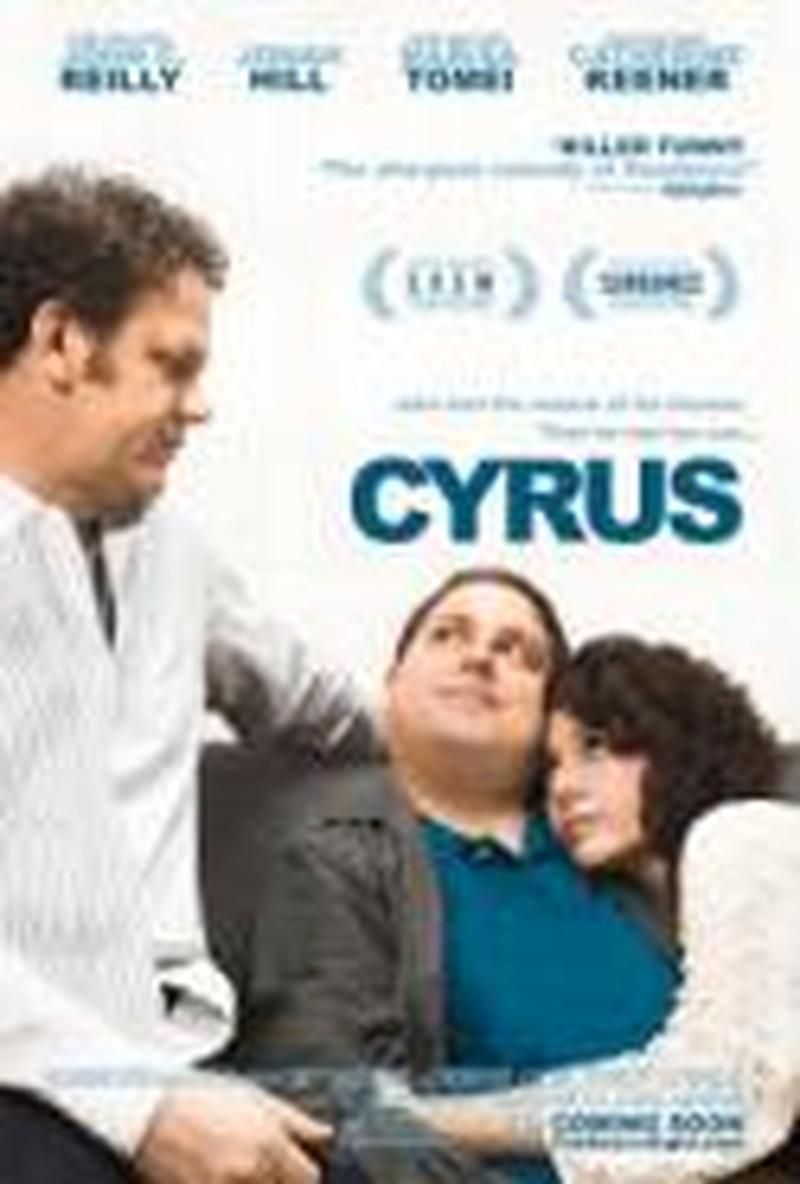 Creepy Comedy, Heartfelt Emotion Don't Fully Mix in <i>Cyrus</i>