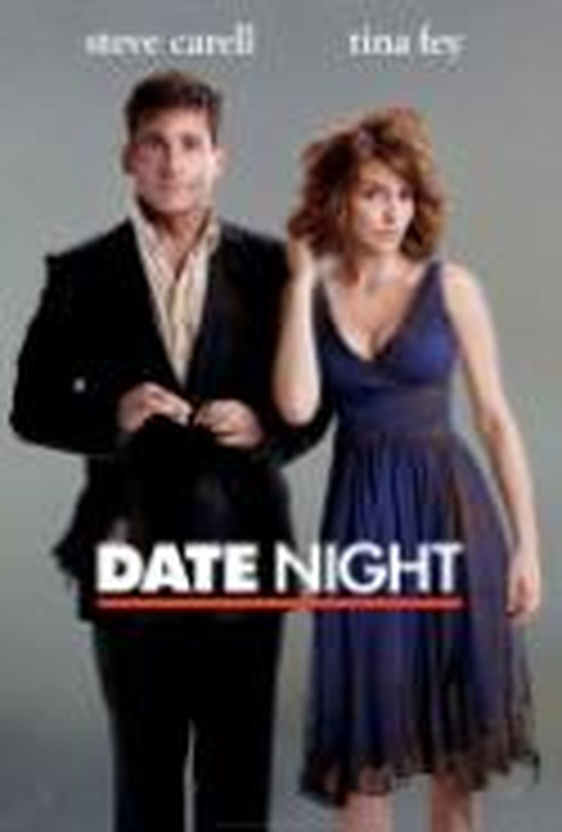 Even Comedy's Dynamic Duo Can't Save <i>Date Night</i>