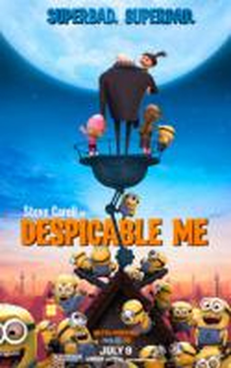 <i>Despicable Me</i> Doesn't Distinguish Itself From Better Alternatives