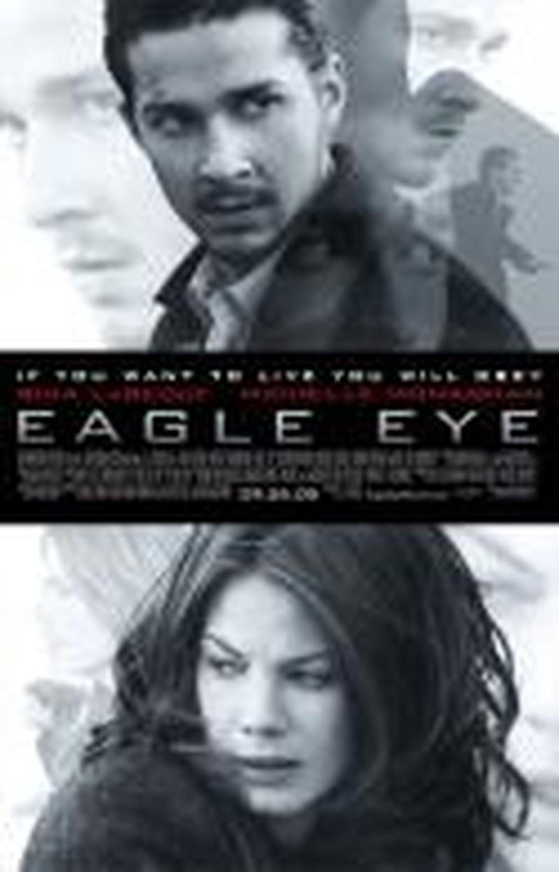 """Eagle Eye"" Needs Better Focus"