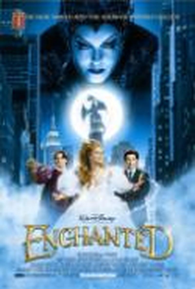 <i>Enchanted</i> a Healthy Mix of Reality and Fairy Tale