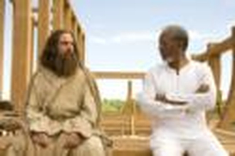 <i>Evan Almighty</i>:  An Ark to Remember