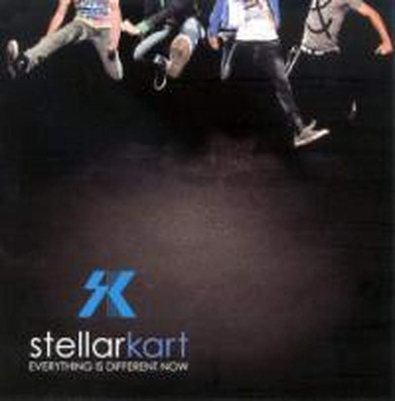 Everything Really <i>Is</i> Different Now on Stellar Kart's Latest
