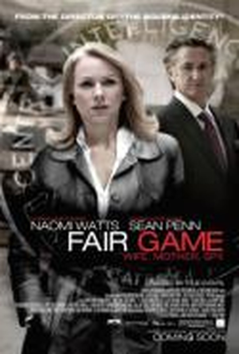 The Quest for Truth Fuels <i>Fair Game</i>