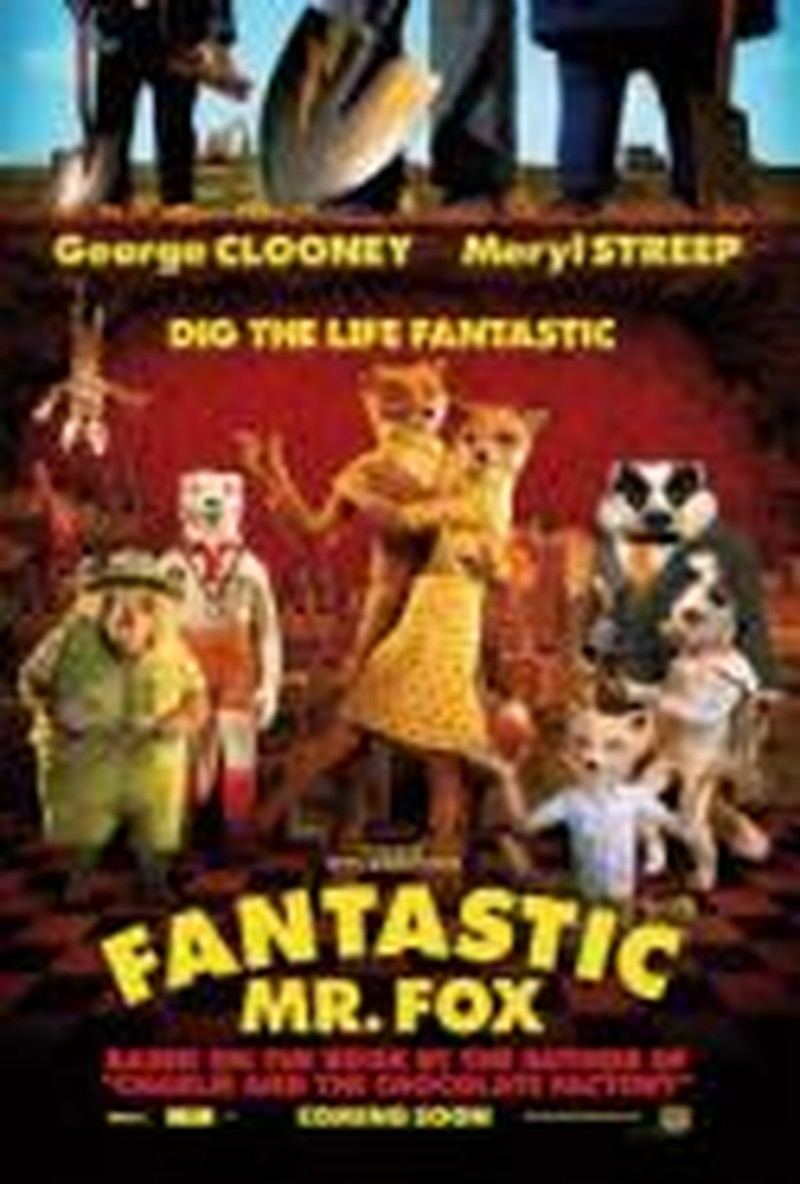Quirky <i>Fantastic Mr. Fox</i> Lives Up to Its Title